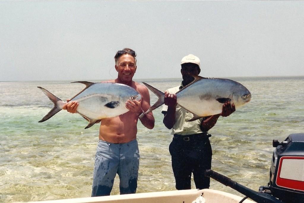 Partie de pêche aux Bahamas