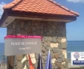 Inauguration de la « Place de l'Aurélie »
