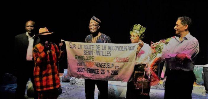 «Antilles – Afrique, sur la route de la réconciliation»