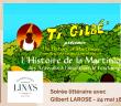 Gilbert Larose présente sa BD à Tous Créoles Martinique