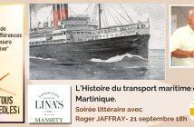 Soirée littéraire Tous Créoles - Roger Jaffray