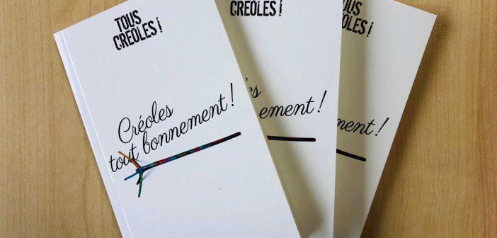 Le livre… Créoles tout bonnement !